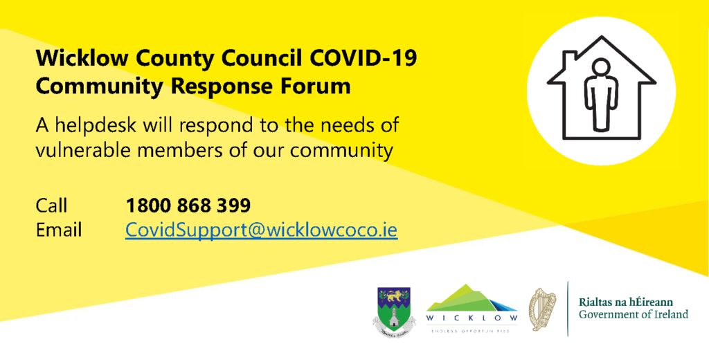 COVID Wicklow Community Helpline