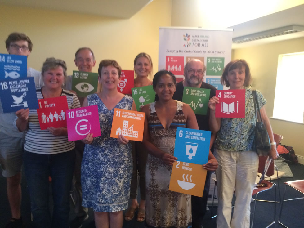 Sustainable Development Goals Wicklow PPN